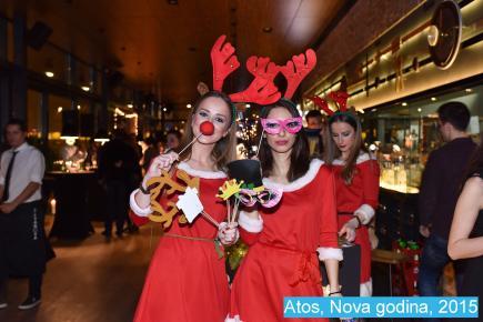 Atos, Nova godina, 2015 (a)
