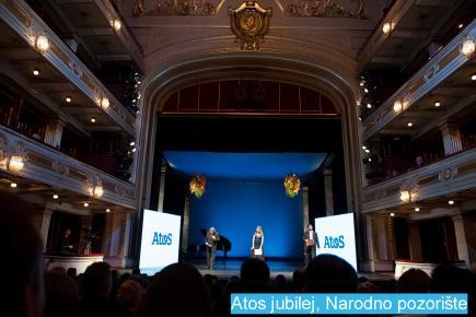 Atos jubilej, Narodno pozoriste (b)