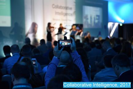 Collaborative Intelligence, 2017 (a)