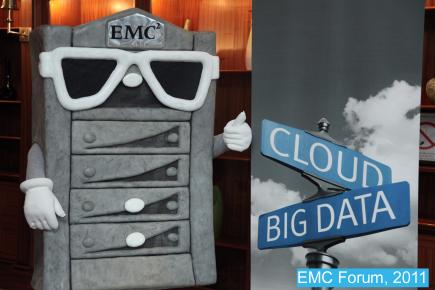 EMC Forum, 2011