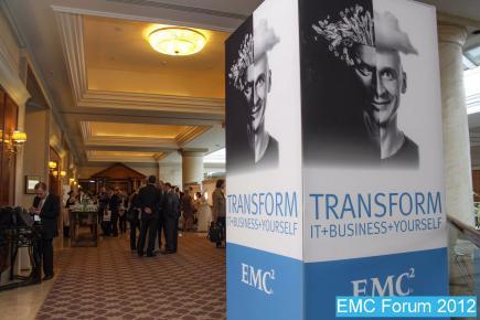 EMC Forum 2012