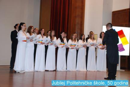 Jubilej Politehnicke skole, 50 godina